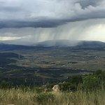 Wedding overlook - Thunderhead Peak (Jim Walters photo)
