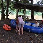 Actividades en familia en río San Carlos