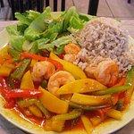 Shrimp Tropical Mango