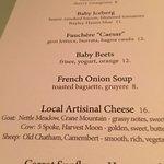 Wowed by Bar Louis & it's Sexy & Succulent menu !!  Patricia & Jesse Locke Palm Harbor, FL
