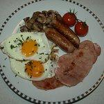 Chef Quality Breakfast (Fried Eggs)-Free in tariff