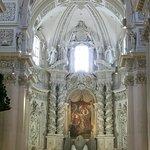 Bernini-inspired high altar