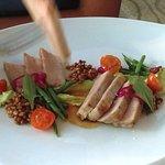 """L'Etoile second course """"Pork Chop"""""""