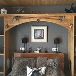 Foto de Hotel La Crete Blanche