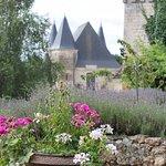 Chateau de La Celle Guenand Bild
