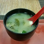 Great Miso soup !