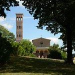 Kirche von der Römischen BAnk