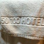 50-100 Hotel towel