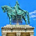 Foto de Statue of St Stephen