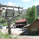 Welcome Center Vicker's Dude Ranch