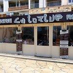 Toulon quai Cronstadt: restaurant La Tortue.