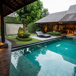 Beautiful, peaceful Jade villa