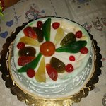 Cassata siciliana sublime