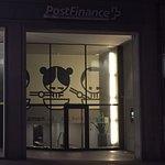 Namamen Basel Bankverein Foto
