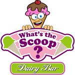 Every day is a great day to visit the scoop