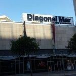 Diagonal Mar Centro Comercial Foto