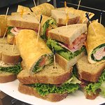 sandwiches for a function