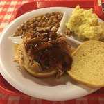 Awesome pulled pork!