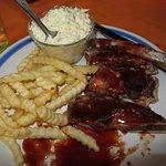 Cherry Cola BBQ Pork Ribs