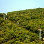Ropeway and the view from top