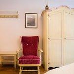 Einzelzimmer Superior mit Hästens Bett