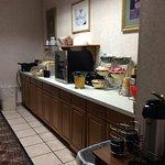 coffee and juice-breakfast nook