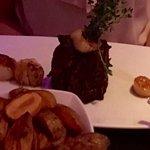 Filet Mignon mit Jakobsmuscheln
