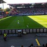 Spiel gegen Wolfsburg Saison 2014/2015 Timm Klose