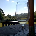 The wine and the view