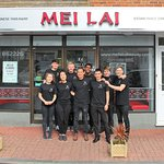 Just some of the team at Mei Lai!