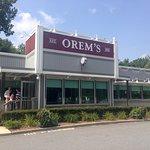 Orem's Diner, Wilton