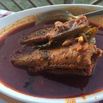 Varal fish curry