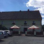 Restauracja od frontu