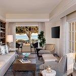 Ocean Suite Living Room