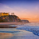 The Ritz-Carlton, Laguna Niguel sits perched 150 feet above the the Pacific