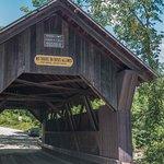 Gold Brook Bridge (also known as Emily's Bridge)