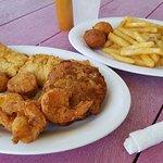 Seafood Platter ($27.99)