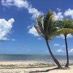 Stunningly serene beach - taken with an iPhone!