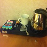 Coffee and Tea facilities in room