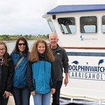 Our visit& captain Skipper :)