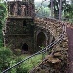 verwunschene Ruine