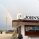 Welcome to John's Drive In!