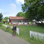 Photo of Skafferiet Cafe on Hovinsholm Farm