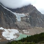 Eith Cavell & Angel Glacier