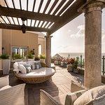 Seven South Penthouse Master Terrace 1
