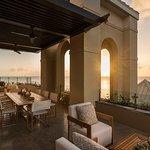 Enjoy a Cayman Island Oasis on your Seven South Penthouse Terrace