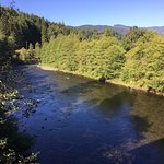 Beautiful River-front RV Park