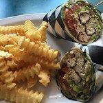 Pesto Bird Wrap