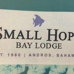 Gambar Small Hope Bay Lodge