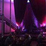 Teatre med middagsservering